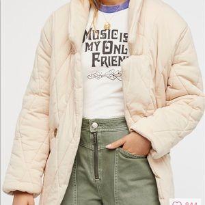 FP Tawny Pillow jacket